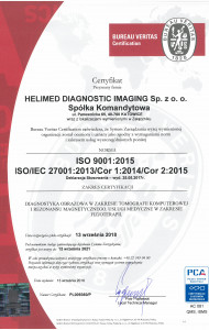 ISO 9001 i 27001