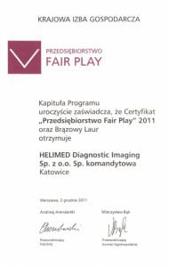 Fair Play 2011