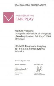 Fair Play 2008