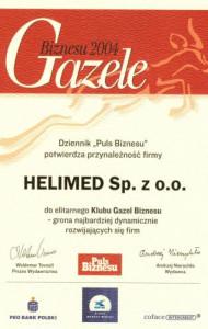 Gazele Biznesu 2004