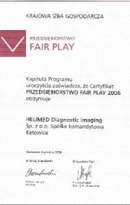 Fair Play 2006